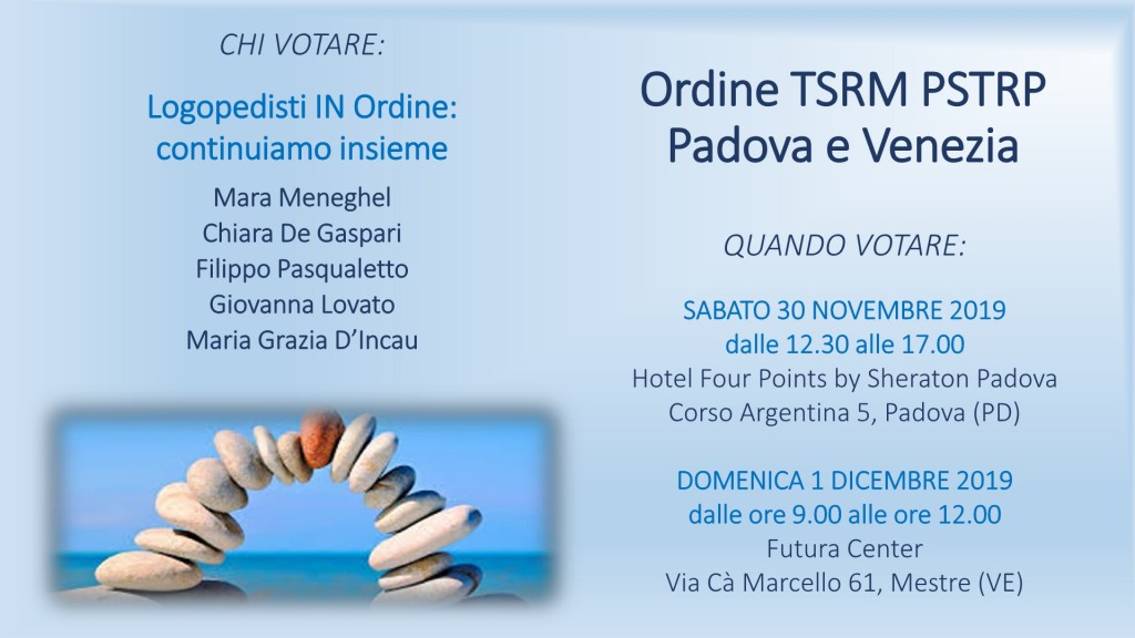 Volantino PD VE logopedisti in ordine1